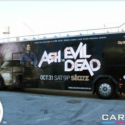 STARZ ASH VS EVIL DEAD